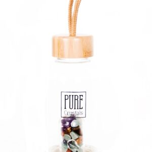 Pure Crystals Water Bottle